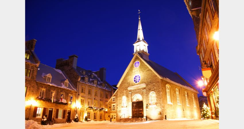 Luxury Holiday – Quebec City