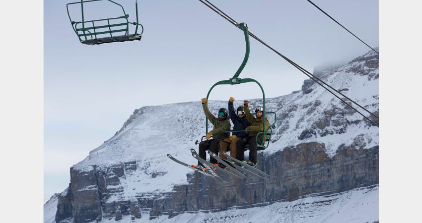Lake Louise Sightseeing/ Tubing Combo