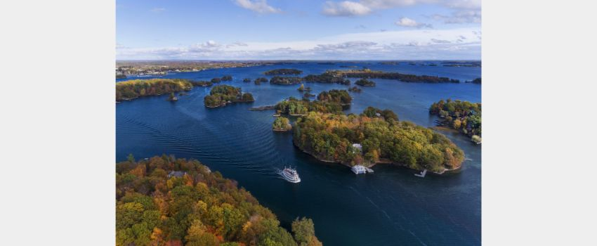 Kingston – 1,000 Island Discovery Cruise